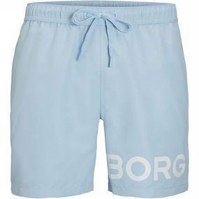 Bjorn Borg Zwemshort Sheldon voor heren - Blauw