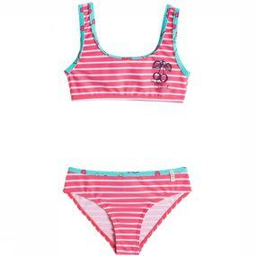 Esprit Bikini Bustier+brief Strip voor meisjes - Roze