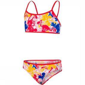 Speedo Bikini E10 Colm All voor meisjes - Rood