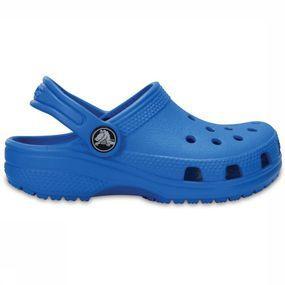 Crocs Slipper Classic Clog K voor kinderen Blauw