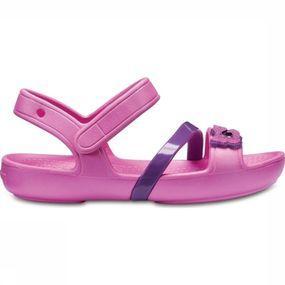 Crocs Sandaal Lina voor meisjes Roze