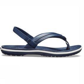 Crocs Slipper Crocband Strap Flip voor kinderen Blauw