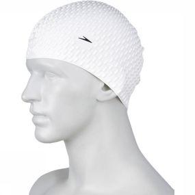 Swim Cap Swimcaps Bubble Cap Whi P12