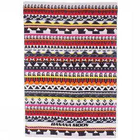 Banana Moon Strandhanddoek Wood Towel Cotton voor dames - Rood