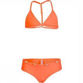 Shiwi Bikini Triangle Puka voor meisjes - Oranje