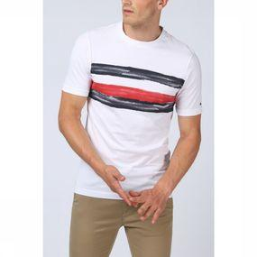 T-Shirt Global Stripe Fashion
