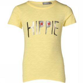 Geisha T-shirt 92081k-70 voor meisjes – Geel