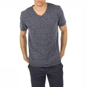 Loungewear collection short sleeve V-neck shirt