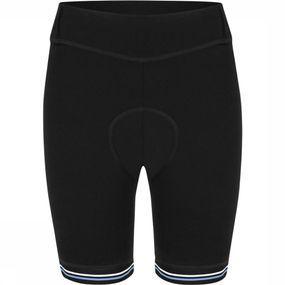 Susy Cyclewear Broek Susy Short voor dames Zwart