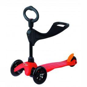Step Mini Micro 3-In-1 Incl O-Bar Seat T-Bar