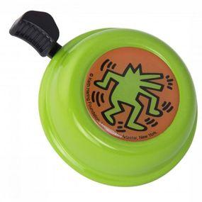 Bicycle Bell Colour Bell Keith Haring Dancing