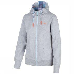Pull Melange Fix Hood Jacket