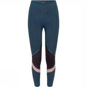 Esprit Legging Tight Edry Colorblock voor dames - Groen