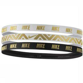 Hair Ribbon Metallic
