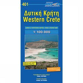 Kreta West (+R) Road Ed.