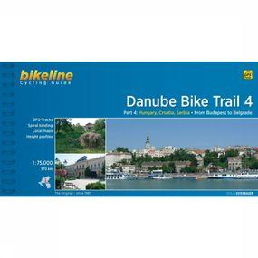 Danube Bike Trail 4 Cycling Guide Budapest To Belgrade Gps