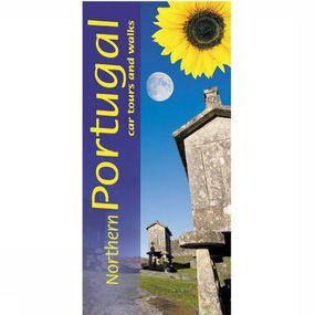 Reisboek Portugal northern sunflower car tours & walks