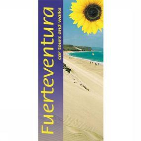 Reisboek Fuerteventura sunflower car tours & walks