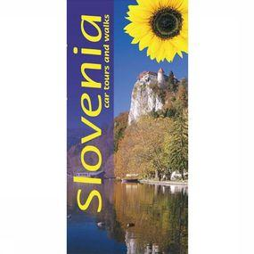 Reisboek Slovenia sunflower car tours & walks