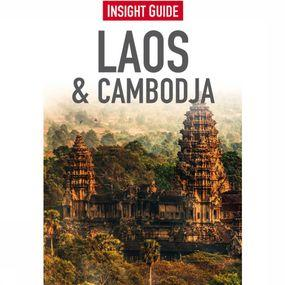 Laos & Cambodja Insight Guide Ned.
