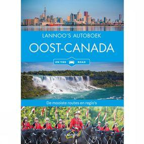 Canada-Oost Autoboek - On The Road