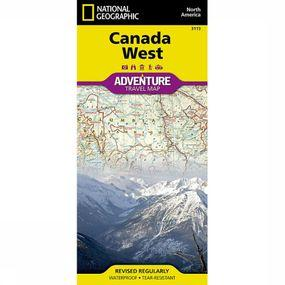Travel Guide Canada West adv. ng r/v (r) wp