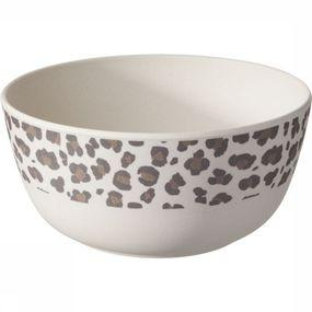 Servies Bamboo Bowl With Jungle Print