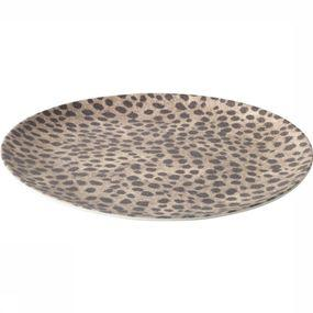 Servies Bamboo Breakfast Plate With Jungle Print