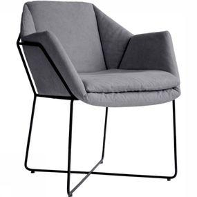 Accessoire Dining Chair With Metal Frame