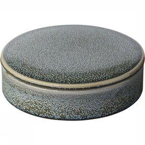 Opbergen Round Ceramic Storage Pot With Lid
