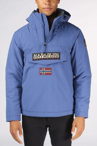 Napapijri Manteau Rainforest Bleu Moyen