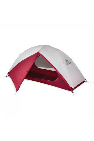 MSR Tent Zoic 1 light grey/red