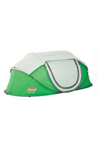 Coleman Tent Galiano 2 Middengroen/Wit