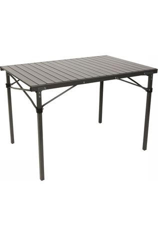 Bo-Camp Table Lamel Solid With Bag 105X70X70cm mid grey