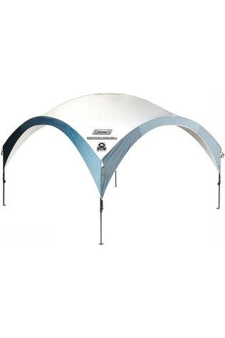 Coleman Tarp Fastpitch Shelter L white/mid blue