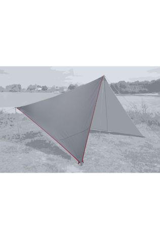 Bent Tarps Canvas Plain Set Middengrijs