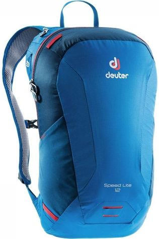 Deuter Daypack Speed Lite 12 mid blue/dark blue