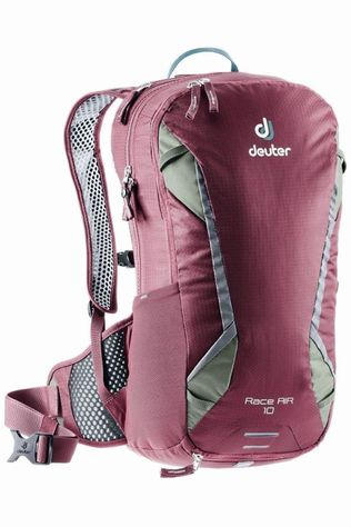 Deuter Sac À Dos Vélo Race Air Bordeaux / Marron/Kaki Moyen