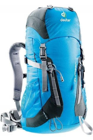 Deuter Daypack Climber Kids mid blue/dark grey