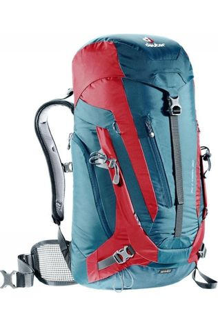 Deuter Tourpack ACT Trail 30 dark blue/mid red