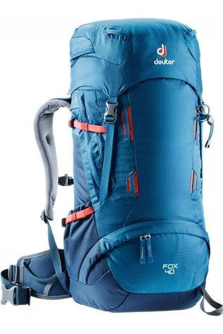 Deuter Tourpack Fox 40 junior Middenblauw/Donkerblauw
