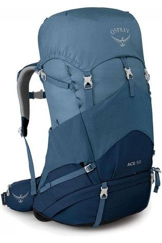 Osprey Backpack Ace 50 mid blue/dark blue