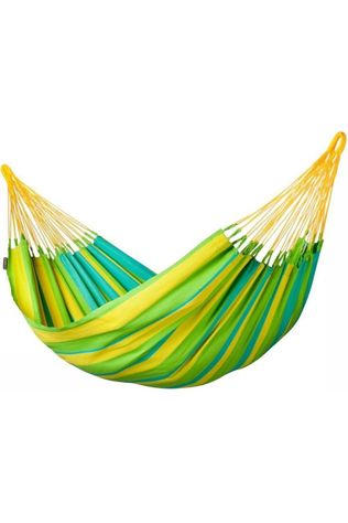 La Siesta Hamac Sonrisa Single Citron vert/Vert