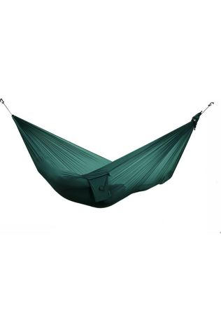 Ticket To The Moon Hangmat Lightest Hammock Donkergroen