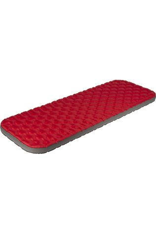 Bo-Camp Air Bed Box 1 Persoons red/dark grey