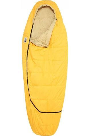 The North Face Slaapzak Aleutian Eco 35 Reg Donkergeel