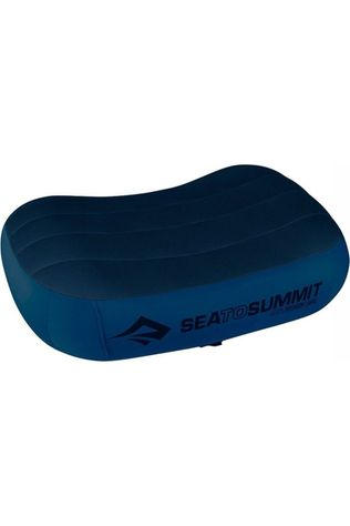 Sea To Summit Kussen Aeros Premium Pillow Large Donkerblauw