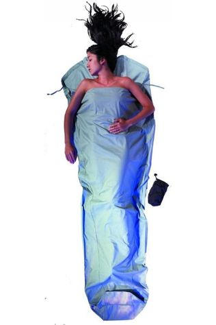 Cocoon Liner Mummy Liner light blue