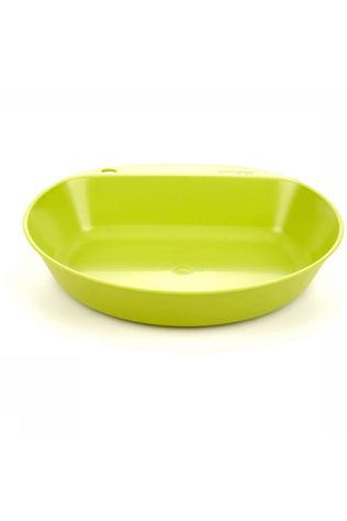 Wildo Plate Camper Plate Deep Lime Green