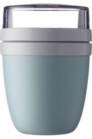 Mepal Storage Jar Lunchpot Ellipse Turquoise